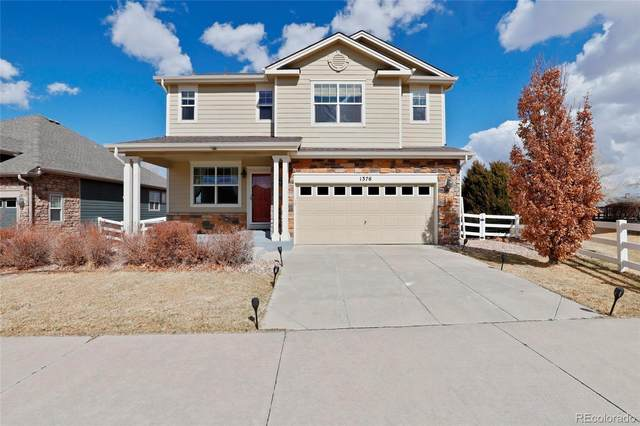1376 S Duquesne Circle, Aurora, CO 80018 (#8742218) :: Finch & Gable Real Estate Co.