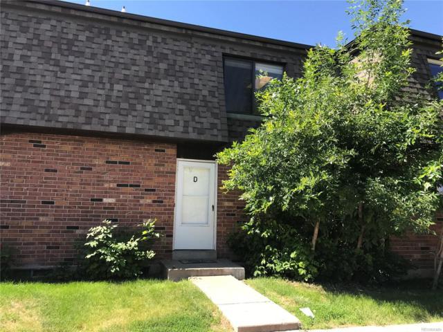 14462 E Mississippi Avenue D, Aurora, CO 80012 (#8742310) :: Wisdom Real Estate