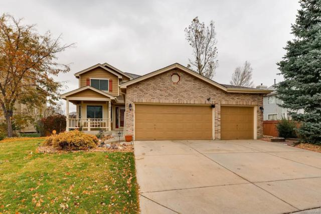 5192 S Olathe Circle, Centennial, CO 80015 (#8742350) :: HomeSmart Realty Group