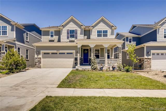 5834 Boundary Place, Longmont, CO 80503 (MLS #8742400) :: 8z Real Estate