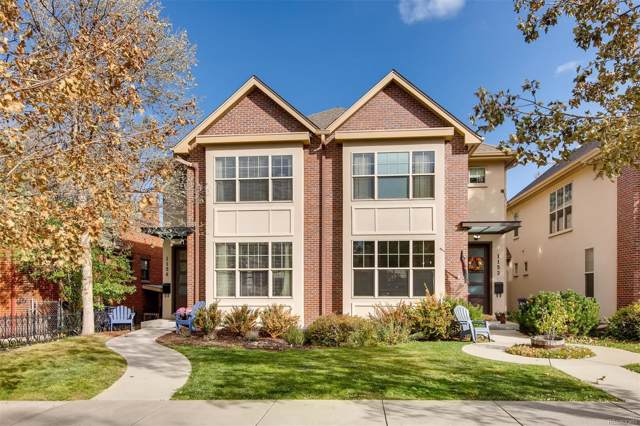 1156 Monroe Street, Denver, CO 80206 (#8742788) :: The DeGrood Team