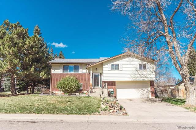 947 W 102nd Avenue, Northglenn, CO 80260 (#8743255) :: The Peak Properties Group