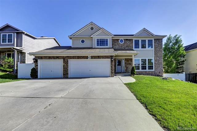 1360 Dancing Horse Drive, Colorado Springs, CO 80919 (MLS #8743860) :: Kittle Real Estate