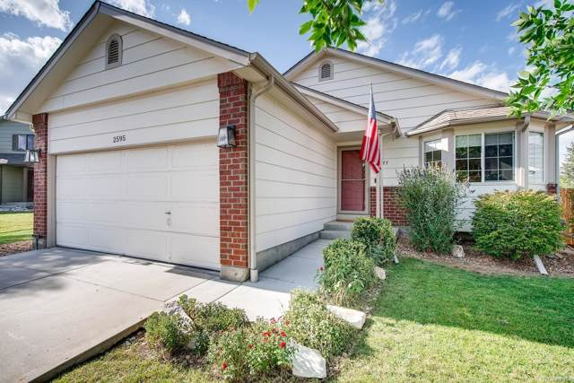 2595 E 94th Drive, Thornton, CO 80229 (#8743934) :: The Peak Properties Group