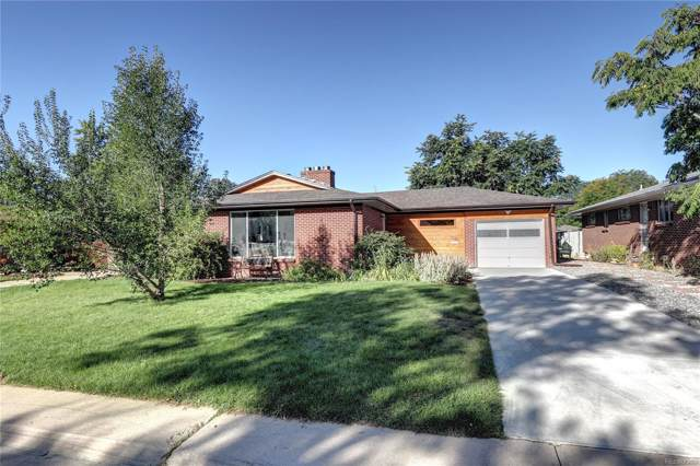 1551 S Cherry Street, Denver, CO 80222 (#8744057) :: The Heyl Group at Keller Williams