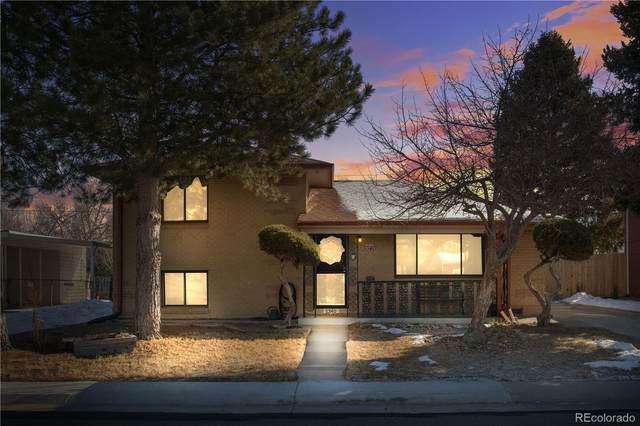 5340 Newland Street, Arvada, CO 80002 (MLS #8744110) :: 8z Real Estate