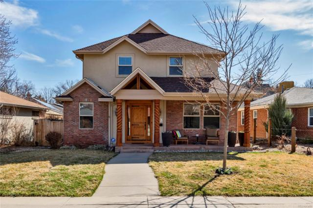 948 Locust Street, Denver, CO 80220 (#8744476) :: Venterra Real Estate LLC