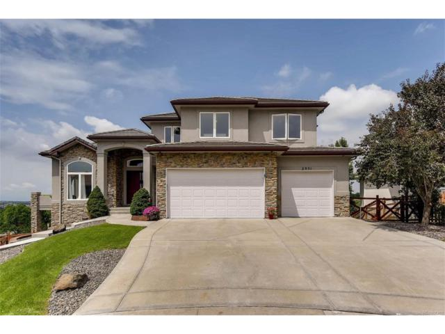 2951 W 114th Court, Westminster, CO 80234 (MLS #8744478) :: 8z Real Estate
