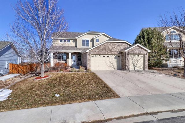 1737 Peridot Court, Castle Rock, CO 80108 (#8744512) :: The Griffith Home Team