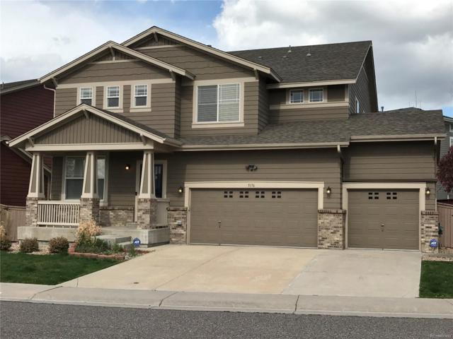 5176 Fox Meadow Drive, Highlands Ranch, CO 80130 (#8744840) :: The DeGrood Team