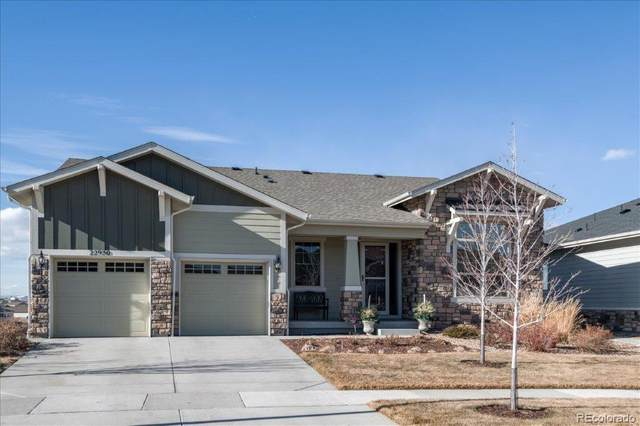22930 E Del Norte Circle, Aurora, CO 80016 (#8745051) :: HomeSmart