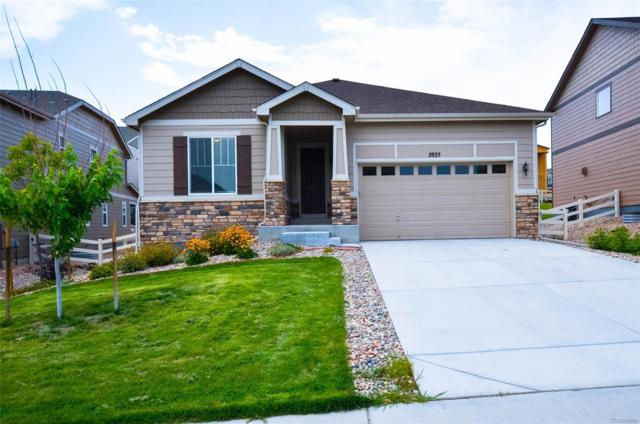 2935 Echo Park Drive, Castle Rock, CO 80104 (#8745112) :: Keller Williams Action Realty LLC