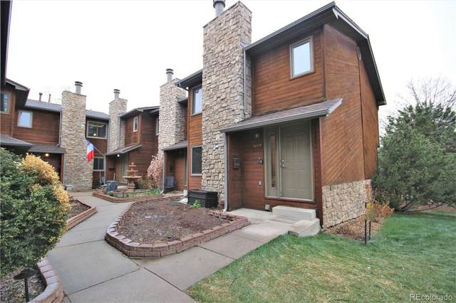 2657 S University Boulevard F, Denver, CO 80210 (MLS #8745572) :: 8z Real Estate