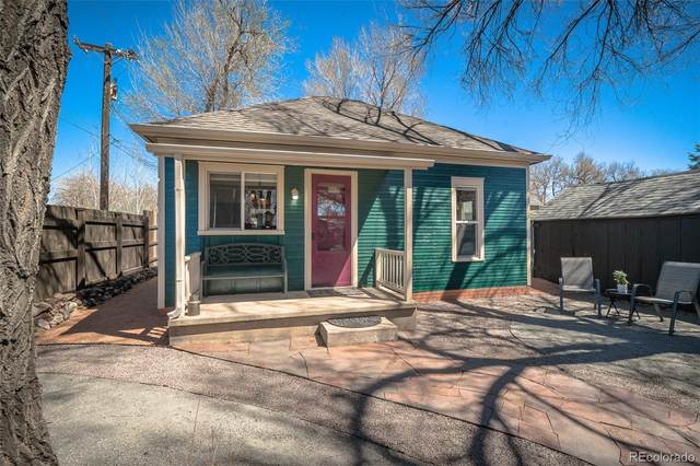 510 W Harrison Street, Colorado Springs, CO 80907 (#8746132) :: The Artisan Group at Keller Williams Premier Realty