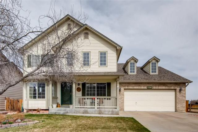 11281 E 114th Avenue, Commerce City, CO 80640 (#8746215) :: The Heyl Group at Keller Williams