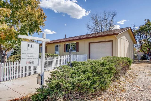 2140 E 83rd Place, Denver, CO 80229 (#8747284) :: The City and Mountains Group