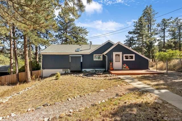 11689 Ranch Elsie Road, Golden, CO 80403 (#8747627) :: Springs Home Team @ Keller Williams Partners