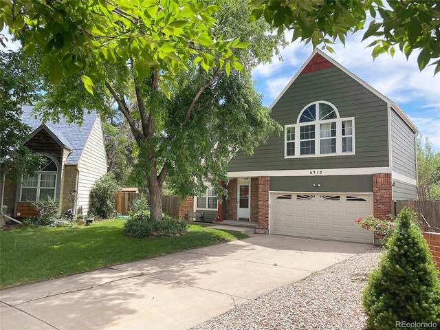 6312 Marshall Street, Arvada, CO 80003 (#8748534) :: The Harling Team @ Homesmart Realty Group