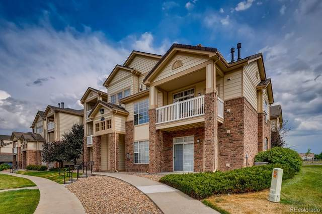5704 N Gibralter Way 7-107, Aurora, CO 80019 (MLS #8748567) :: Bliss Realty Group