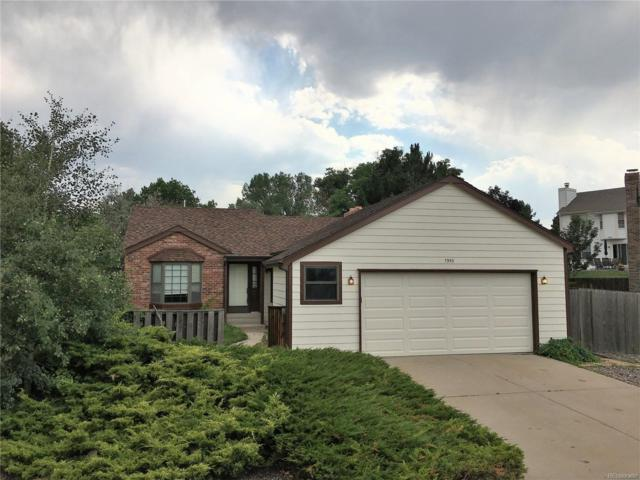 7953 S Gaylord Court, Centennial, CO 80122 (MLS #8748730) :: 8z Real Estate