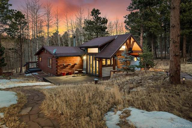 11851 Spruce Canyon Circle, Golden, CO 80403 (#8749095) :: Portenga Properties