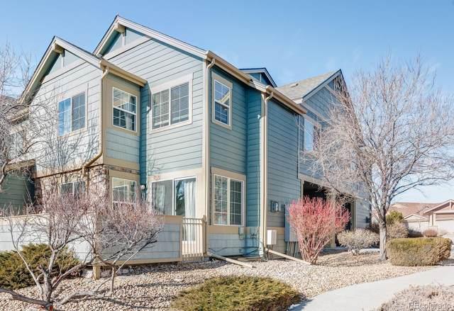 2568 Cutters Circle #104, Castle Rock, CO 80108 (#8749135) :: HergGroup Denver