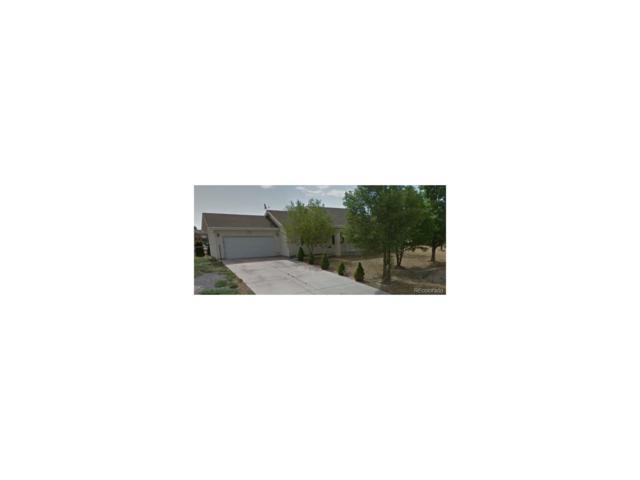 892 S Kline Drive, Pueblo, CO 81007 (MLS #8749560) :: 8z Real Estate