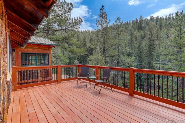 15747 S Elk Creek Road, Pine, CO 80470 (#8750489) :: The Healey Group