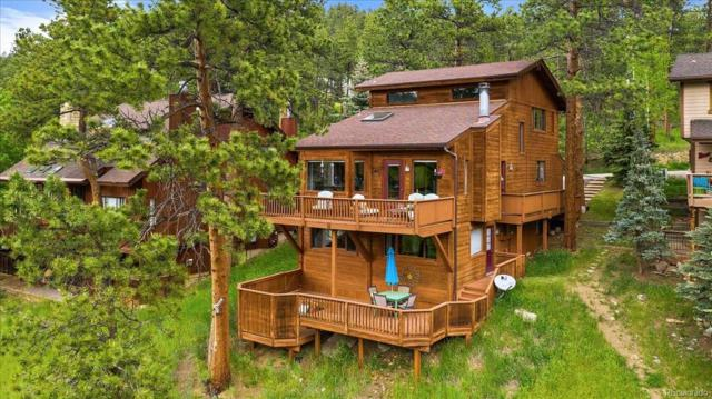 4142 Timbervale Drive, Evergreen, CO 80439 (#8750761) :: 5281 Exclusive Homes Realty