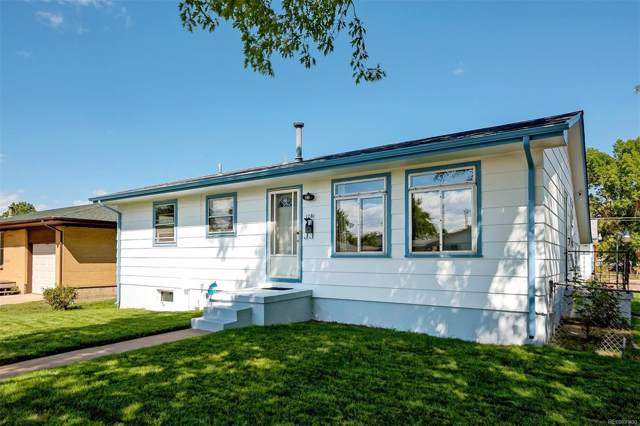1201 W Radcliff Avenue, Englewood, CO 80110 (MLS #8751050) :: 8z Real Estate