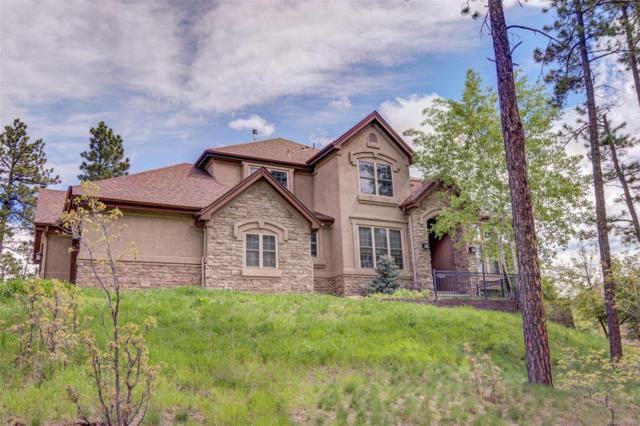8000 Shoshone Place, Larkspur, CO 80118 (#8751530) :: The Heyl Group at Keller Williams