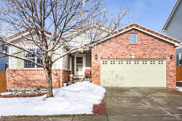 445 Tumbleweed Drive, Brighton, CO 80601 (#8751624) :: My Home Team