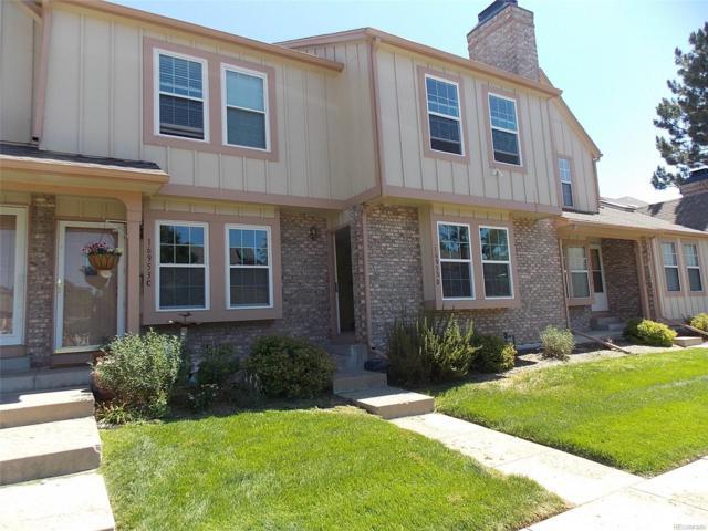 16953 E Whitaker Drive D, Aurora, CO 80015 (MLS #8751922) :: 8z Real Estate