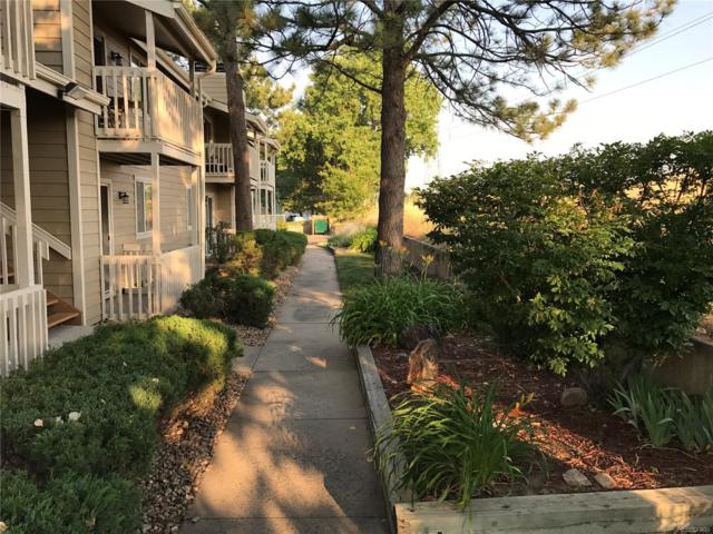 1960 S Xanadu Way #106, Aurora, CO 80014 (MLS #8751966) :: 8z Real Estate