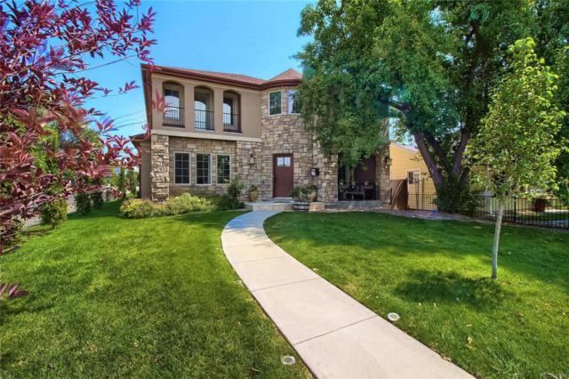 1600 S Monroe Street, Denver, CO 80210 (#8751981) :: The City and Mountains Group