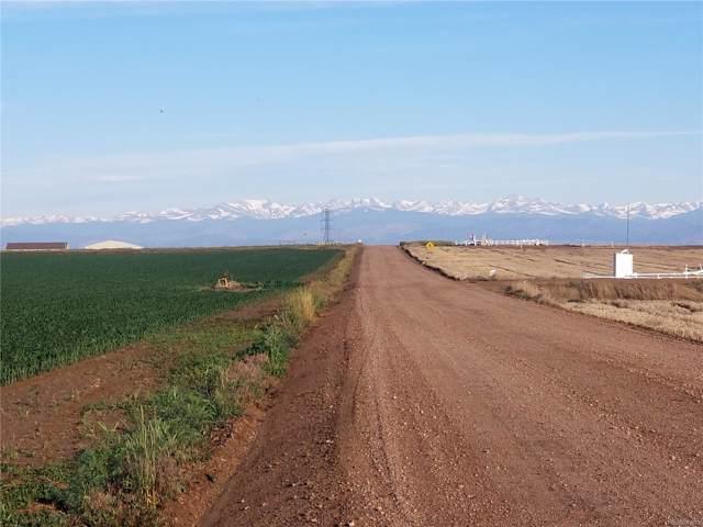County Road 10, Dacono, CO 80514 (MLS #8752535) :: 8z Real Estate