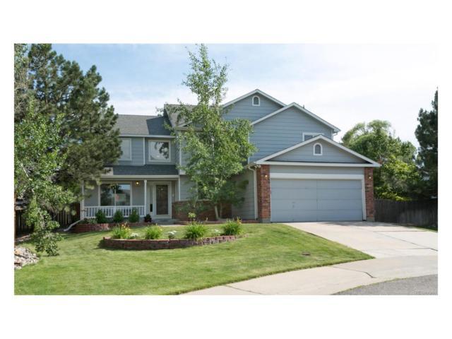 12560 W Crestline Drive, Littleton, CO 80127 (MLS #8752668) :: 8z Real Estate