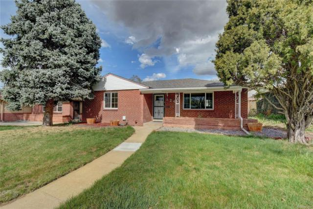 3240 Monaco Parkway, Denver, CO 80207 (#8752747) :: HomePopper