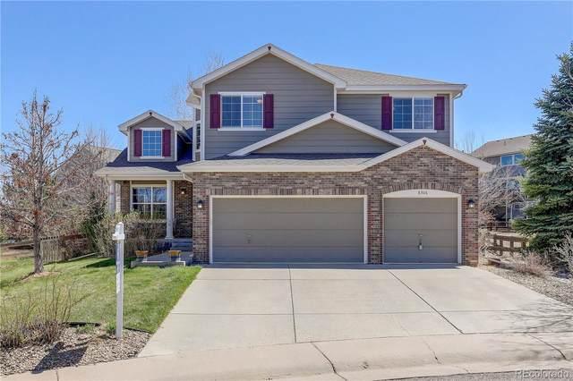 8306 Briar Haven Place, Castle Pines, CO 80108 (#8752973) :: Portenga Properties