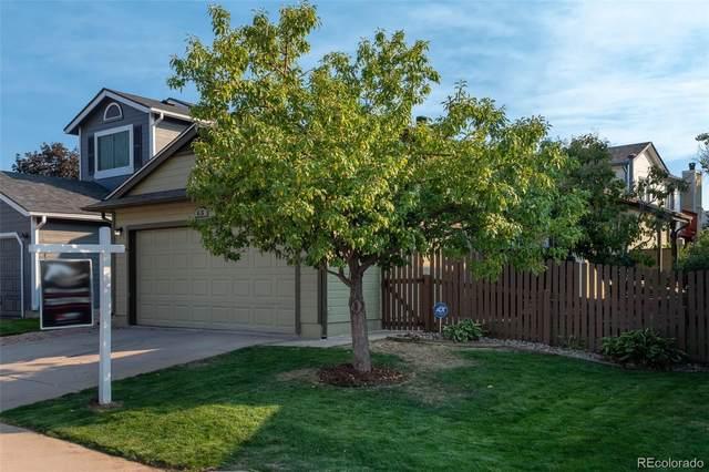646 Longfellow Lane, Highlands Ranch, CO 80126 (MLS #8752977) :: 8z Real Estate