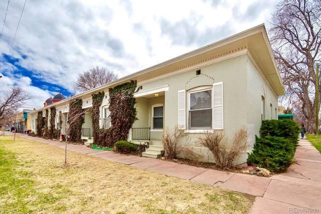 1000 E 9th Avenue #1000, Denver, CO 80218 (#8753140) :: HomeSmart