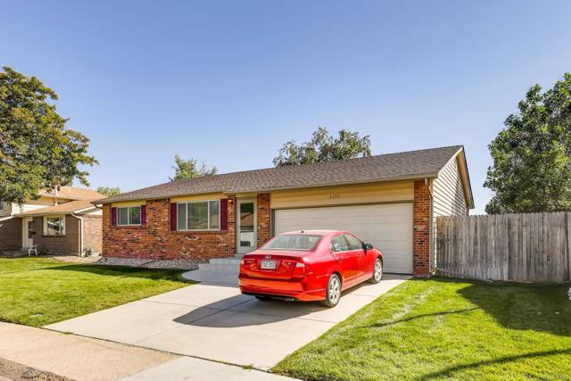 6280 W 110th Place, Westminster, CO 80020 (#8753598) :: Harling Real Estate