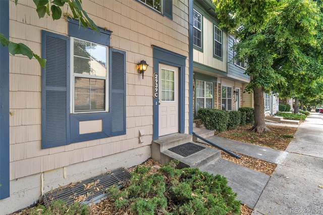 2939 W 81st Avenue C, Westminster, CO 80031 (#8754508) :: Sultan Newman Group