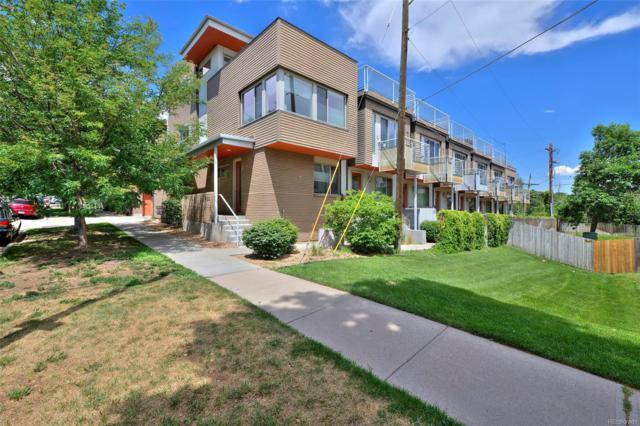 3254 Quivas Street, Denver, CO 80211 (#8754945) :: Mile High Luxury Real Estate