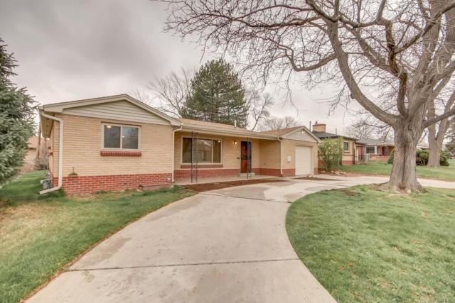 3740 Harlan Street, Wheat Ridge, CO 80033 (#8755749) :: The Healey Group