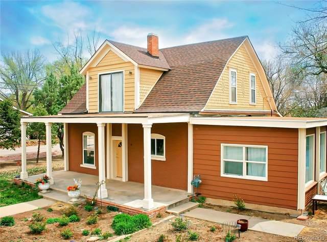 1202 Sherman Avenue, Canon City, CO 81212 (MLS #8755769) :: 8z Real Estate