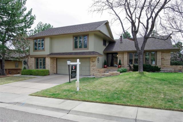 7737 S Cherry Court, Centennial, CO 80122 (#8755772) :: Compass Colorado Realty