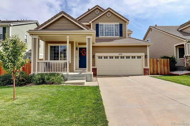 4736 S Liverpool Court, Aurora, CO 80015 (MLS #8756001) :: 8z Real Estate