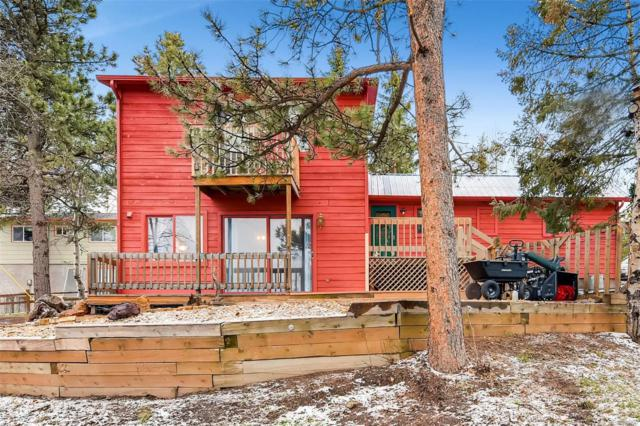 18 Holiday Drive, Woodland Park, CO 80863 (#8756190) :: Colorado Home Finder Realty