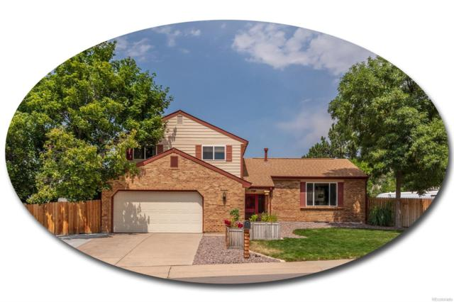 1381 E Nichols Avenue, Centennial, CO 80122 (#8756481) :: Structure CO Group